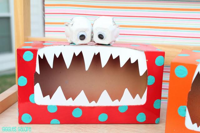 Monster surprise