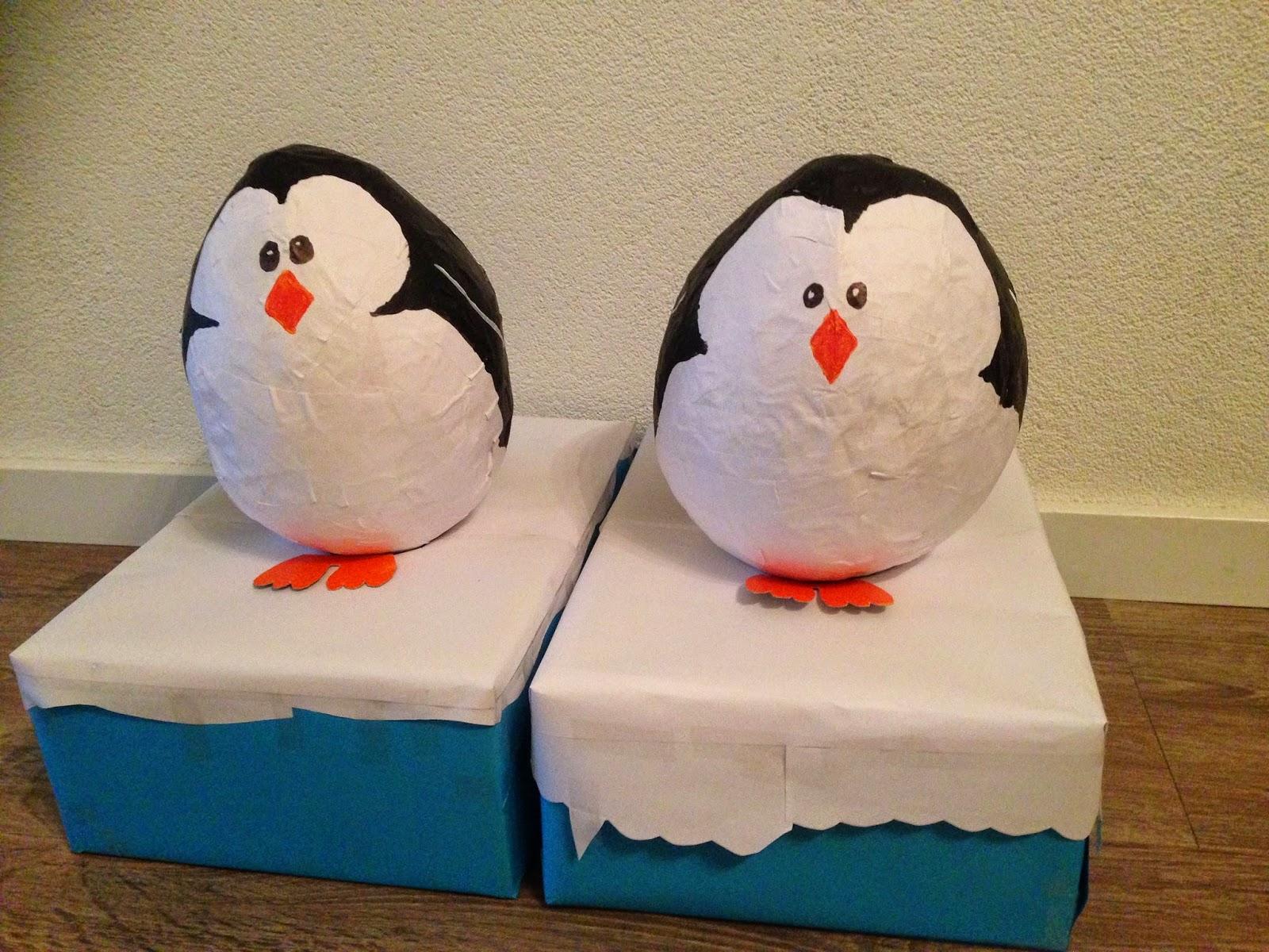 Pinguin surprise