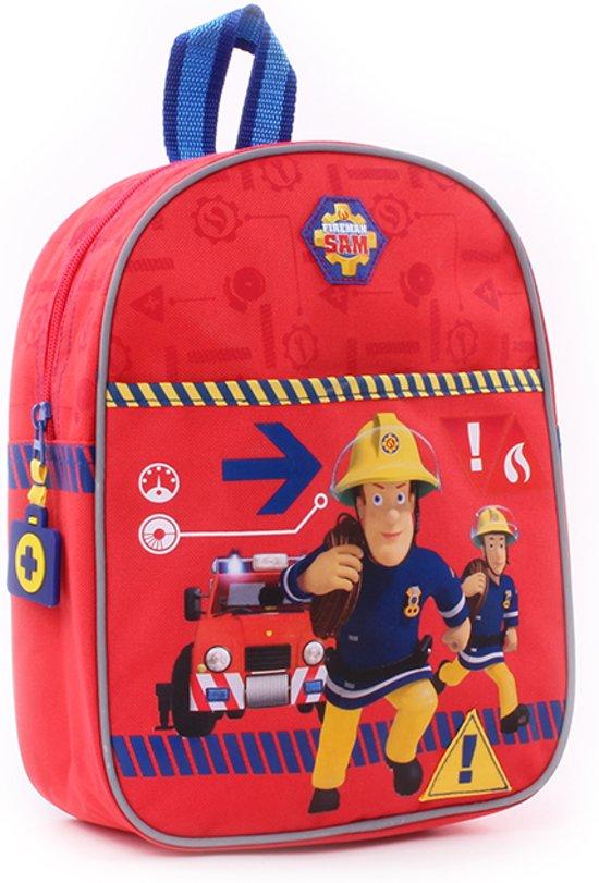 Rugzak van sam de brandweerman