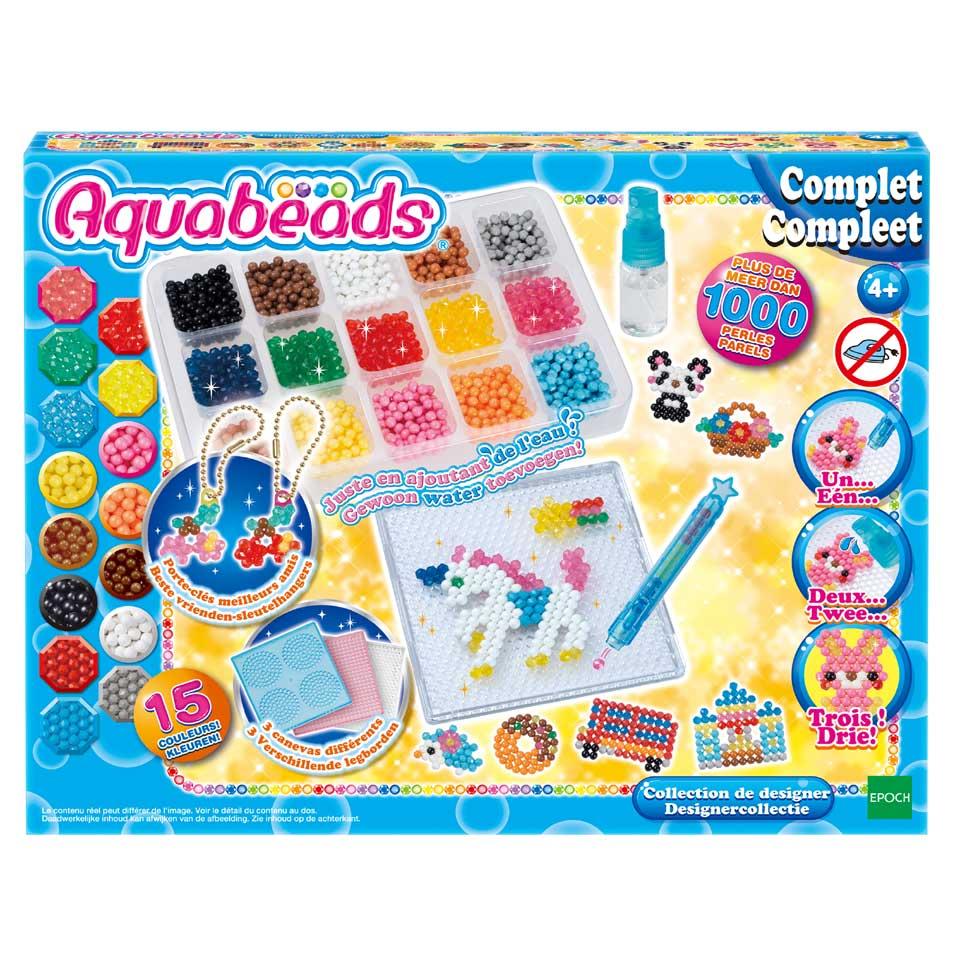 Aqua beads als sinterklaas cadeau voor meisjes