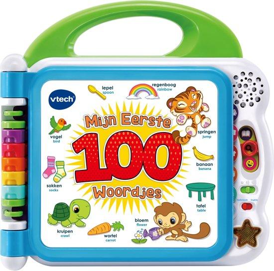 Boekje mijn eerste 100 woordjes
