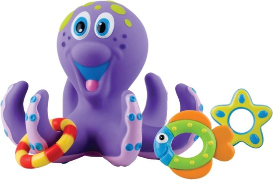 Badspeelgoed als sinterklaas cadeau