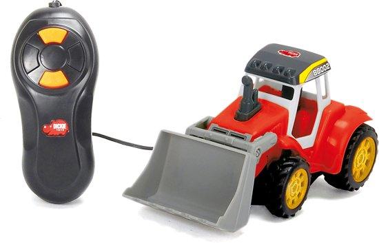 Tractor met afstandbediening