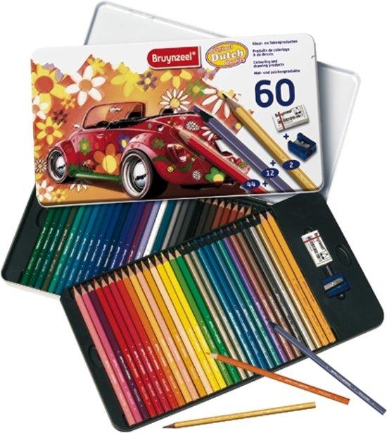 Kleurpotloden als cadeau