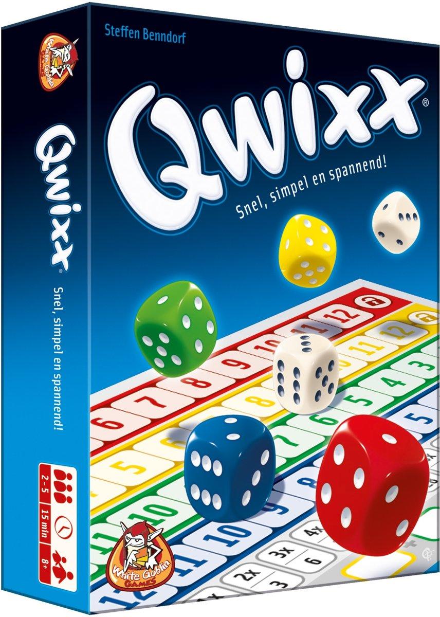 Qwixx dobbelspelletje